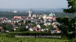 preview picture of video 'Westernreiten in Klosterneuburg'