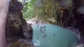 preview picture of video 'Saltos Damajagua • 27 Charcos de La Damajagua'
