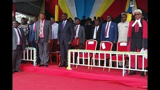 Barchok sworn in as Bomet Governor - VIDEO