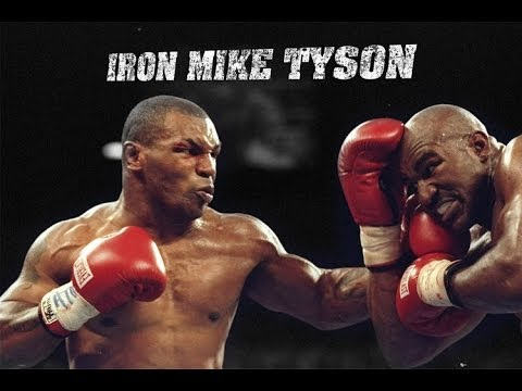 Mike Tyson Best Knockouts Collection
