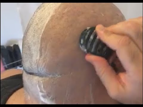First Time Omnishaver Review Fast Head Shave!