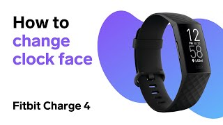 How To Change Clock Face On Fitbit Charge 4 (Step-by-Step)