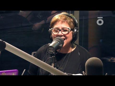 The Horribles junto a Laura Canoura cantando Al Sur de tu Corazón