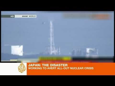 Military Helicopters Finally Dump Seawater On Fukushima Reactors