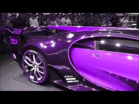color changing full version bugatti vision gran turismo 8 0 w16 1500 hp 463 km h playlist. Black Bedroom Furniture Sets. Home Design Ideas