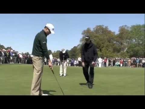 The Masters 2009 Video Highlights  – Highlights from Augusta National