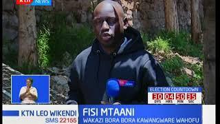 Fisi Mtaani : Wakazi wa Kawangware wahofia Fisi huyo huenda akawadhuru