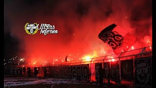 Ambiance & Craquage Match | ESS - WAC | 14/09/2018 ULTRAS INFERNO