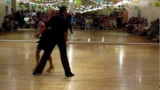 "Cha Cha , danced to ""Boogie Shoes"" by KC and the Sunshine Band"