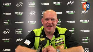 """Michael van Gerwen: """"I will beat Phil Taylor's record, one hundred percent"""""""