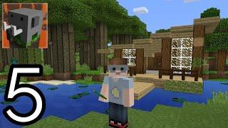Craftsman: Building Craft - Survival House - Gameplay Part 5