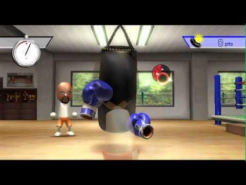 Видео № 0 из игры Wii Sports (конверт) (Б/У) [Wii]
