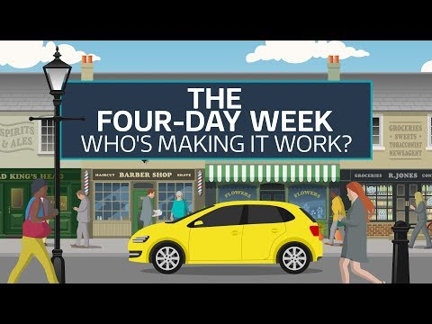 The four-day week: Who's made it work without cutting pay? | ITV News