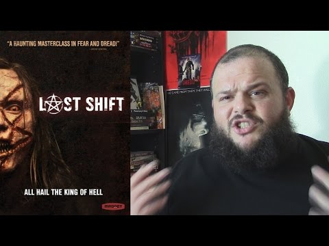 Last Shift (2014) movie review horror thriller