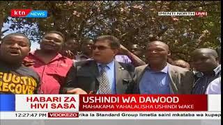 Ushindi wa Dawood:Mahakama yahalalisha ushindi wake