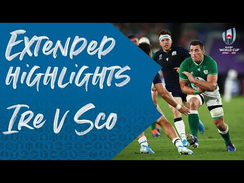 Extended Highlights: Ireland 27-3 Scotland – Rugby World Cup 2019