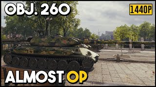 Object 260 - 11.5k Damage - World of Tanks