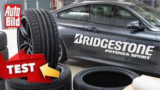 Kooperation: Reifen-Kaufberater von Bridgestone (2021) | Praxistest mit Bernd Schröder