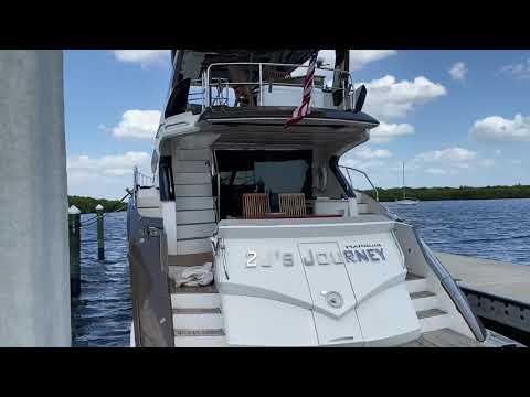 Marquis 630 Sport Yacht video