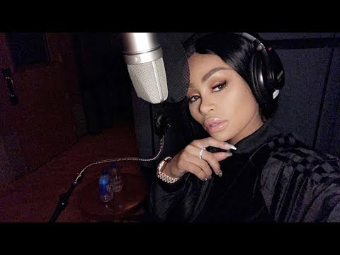 Blac Chyna Reportedly has already Turned down Record Deals Before even Releasing her First Song.