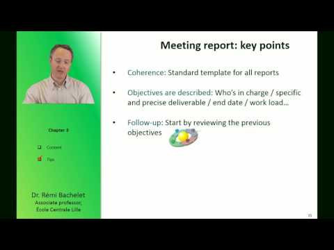 Meeting report