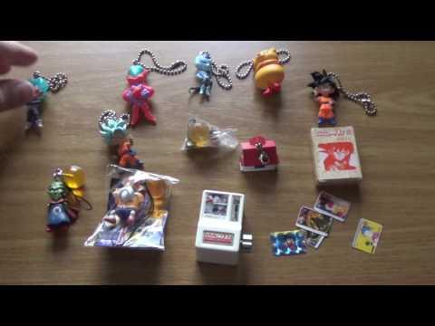 Dragon Ball UDM Keychain - Nuevos llaveros en la colección!
