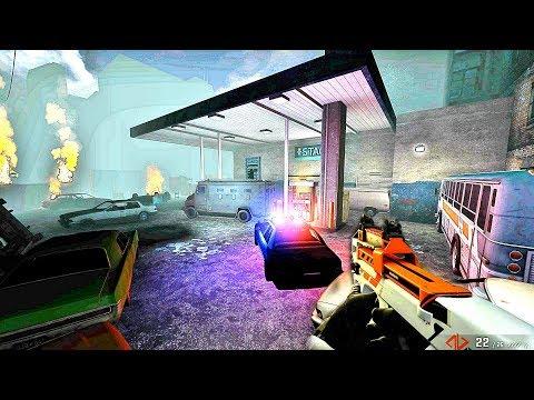 CS:GO · Zombie Escape Mod: ze_Biohazard3_Nemesis_b5_1 map
