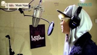 HanByul (Led Apple) - Talking To The Moon Cover (Sub Español + Karaoke)