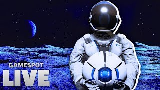 Deliver Us The Moon Launch Day | GameSpot Live