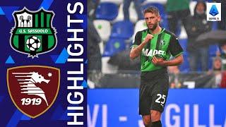 Sassuolo 1-0 Salernitana Pekan 6