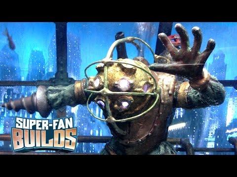 City of Rapture Fish Tank (Bioshock)