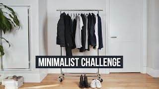 How I Made A Minimalist Wardrobe | Men's Fashion | One Dapper Street
