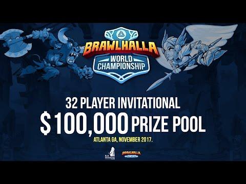 Brawlhalla Esports 2017 Trailer thumbnail