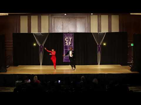 2018 performance Connecticut salsa congress