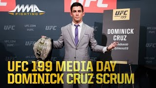 Dominick Cruz: Urijah Faber Can't Improve Because His Ego Won't Let Him