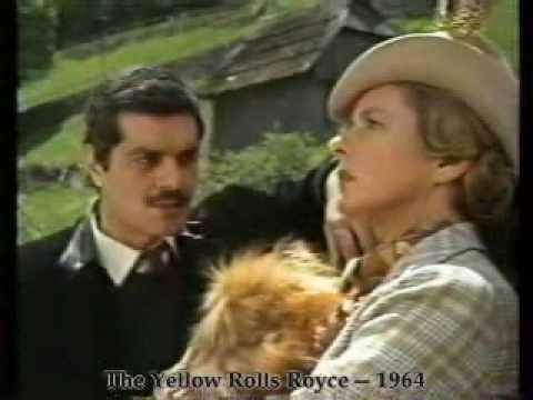 Ingrid Bergman -- The Yellow Rolls-Royce # 01