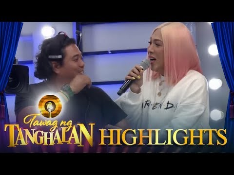 Tawag ng Tanghalan: Vice Ganda talks to the camera crew