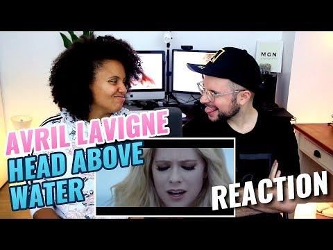 Avril Lavigne - Head Above Water | REACTION (видео)