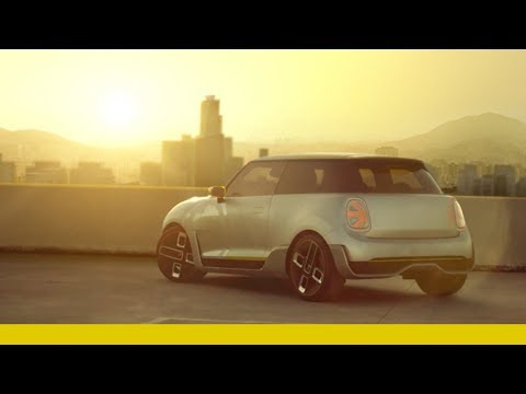 The New MINI Electric Concept
