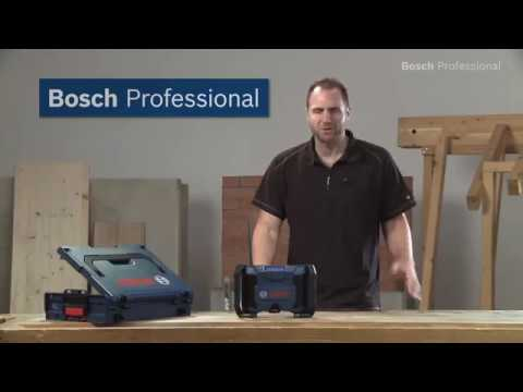 Bosch Baustellenradio GML 10,8 V-LI Professional