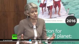 Глава ЮНЕСКО: Образование — залог устойчивого развития человечества