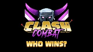 Clash Combat (Clash of Clans | Video Games Day)
