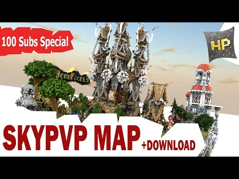 100 subs skypvp map download minecraft project 100 subs skypvp map download gumiabroncs Images
