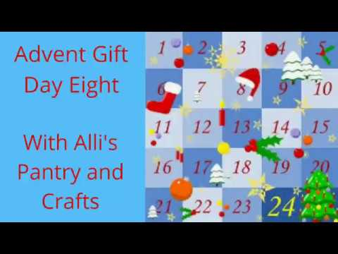 Good Tidings...With Alli's Pantry and Crafts
