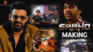 Saaho Making | World of Saaho | Prabhas | Shraddha Kapoor | Sujeeth | UV Creations