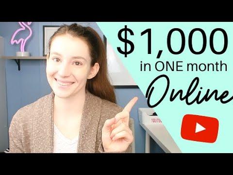 Come fare soldi su Internet al giorno