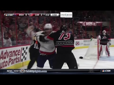Tom Wilson vs Brett Bellemore