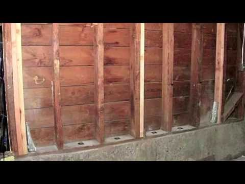 Overturning Forces on Shear Walls