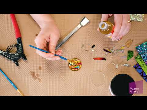 How To: Dichroic Cabochon