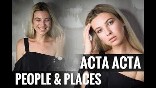 ИНТЕРВЬЮ - Acta Acta